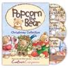 Popcorn the Bear 3 CD-Box kerst   per set