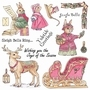 Cute Companions Christmas Cheer    per vel