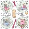 Cute Companions Christmas Magic    per vel
