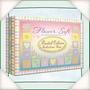 Pastel Colour pakket flowersoft   per set