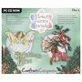 Flower Fairies CD4  Christmas Tree & Holly   per stuk