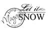 Let it snow  tekst