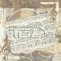 Muziekschrift   per vel