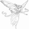 Elf  /  Engel   per stuk