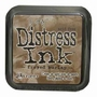 Frayed Burlap distress inkt