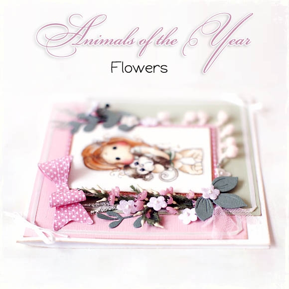 Animals of the Year Flower collection