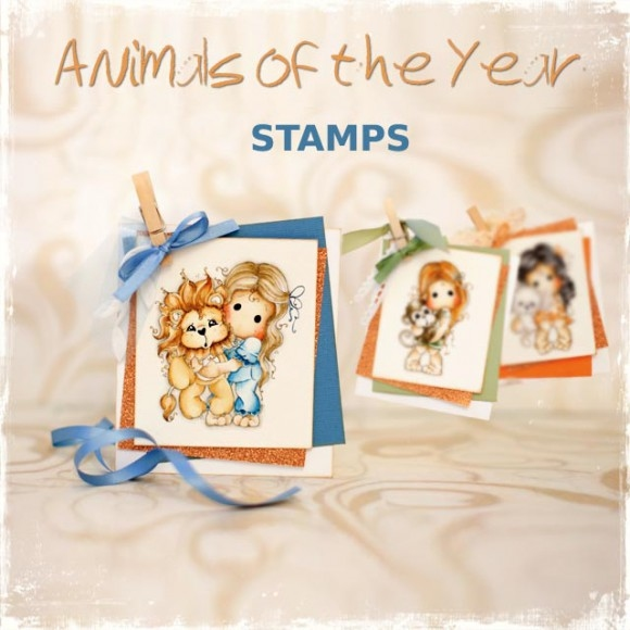 AY14 Animals of the Year collection 2014