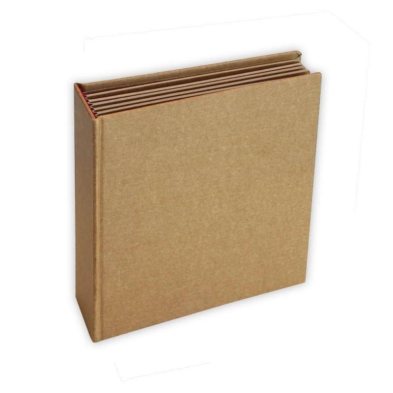Cardboard Albums + Boxes