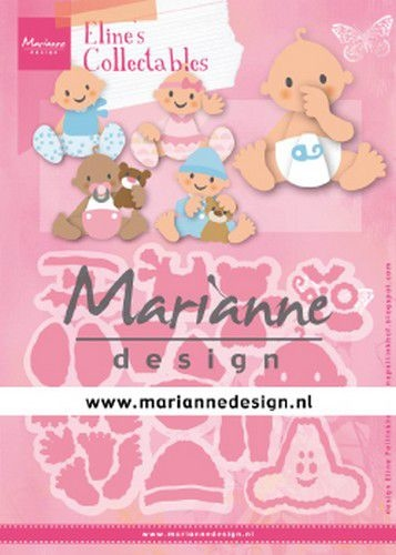 Collectables  - Marianne Design