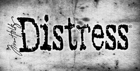 Distress -pastes en mediums