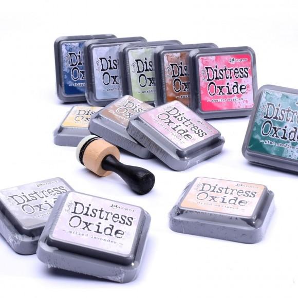 Distress Oxide Ink