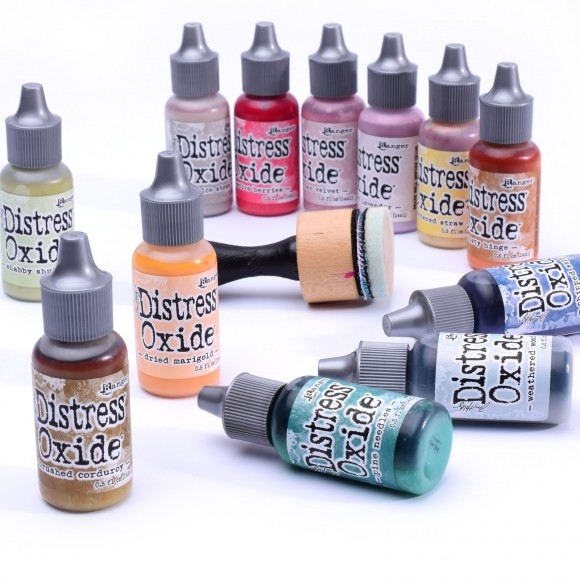 Distress Oxide Ink Refils