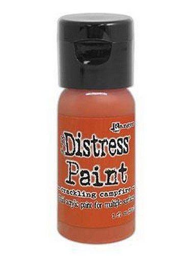 Distress Paint Flip Cap Bottle