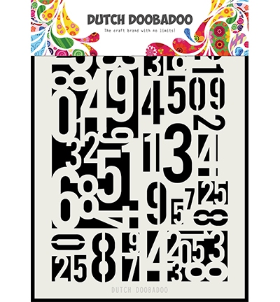 Dutch Mask Art en Mask Stencils
