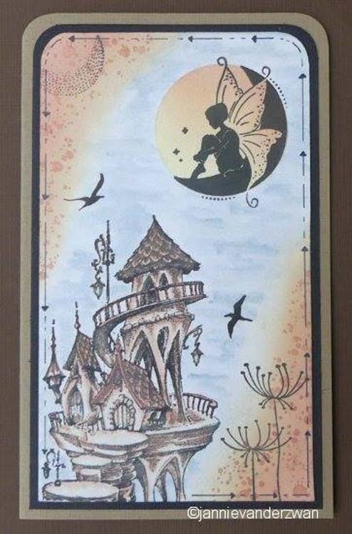Fairy Tale Clear stamps