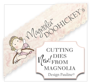 Magnolia DooHickey's Cutting Dies