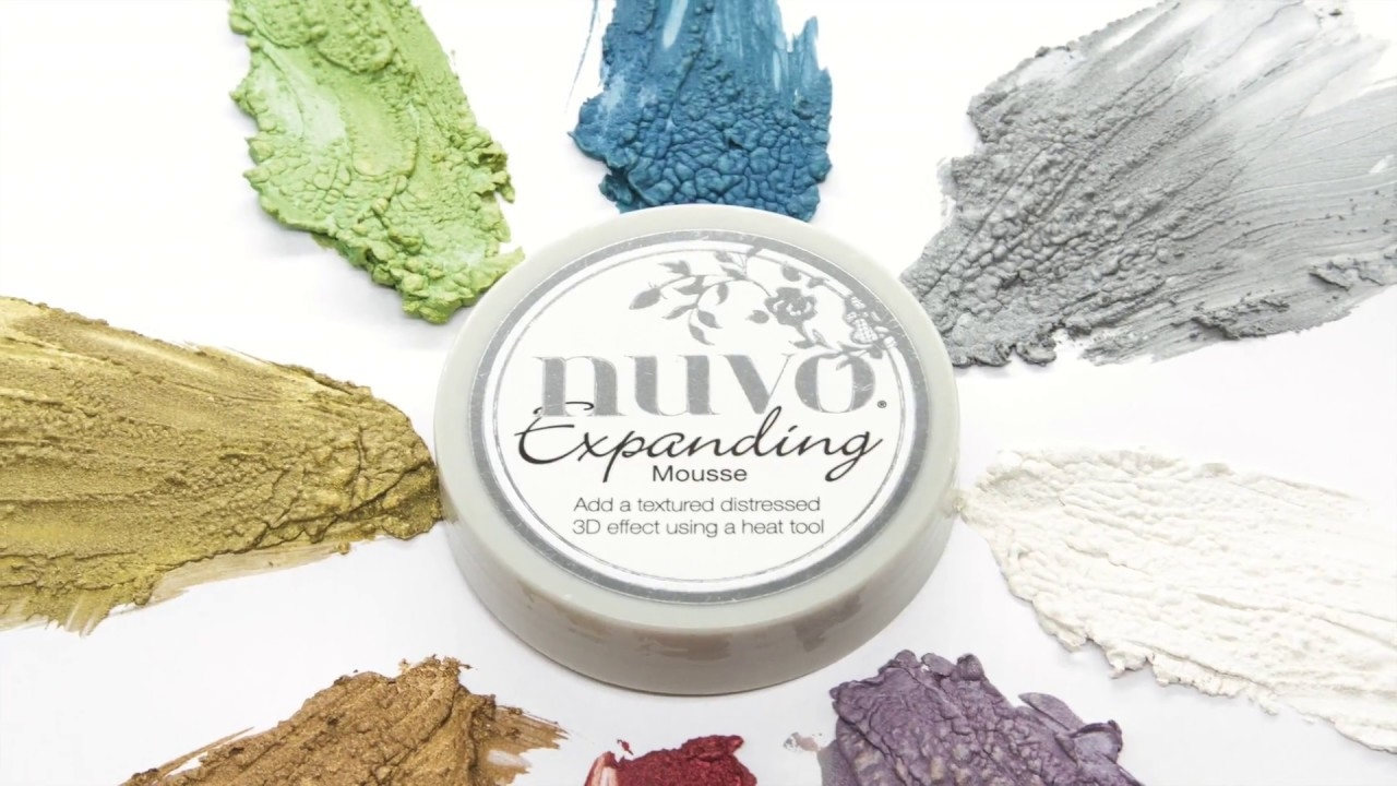 Nuvo Expanding Mousse