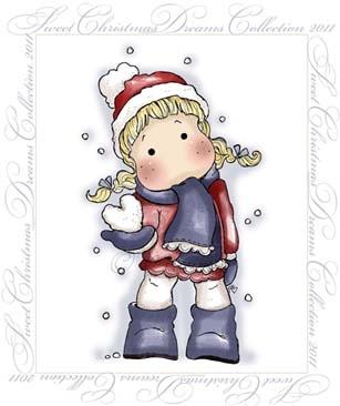SCD11  Sweet Christmas Dreams 2011