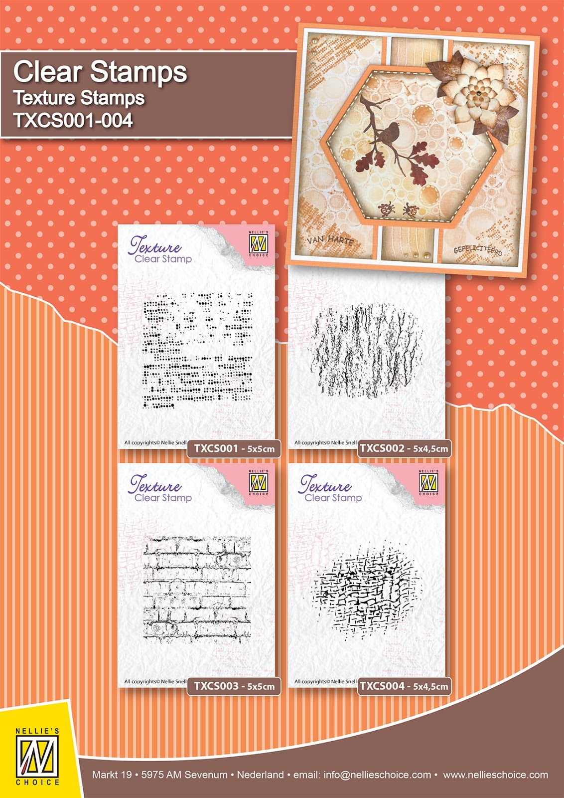 Texture Stamps
