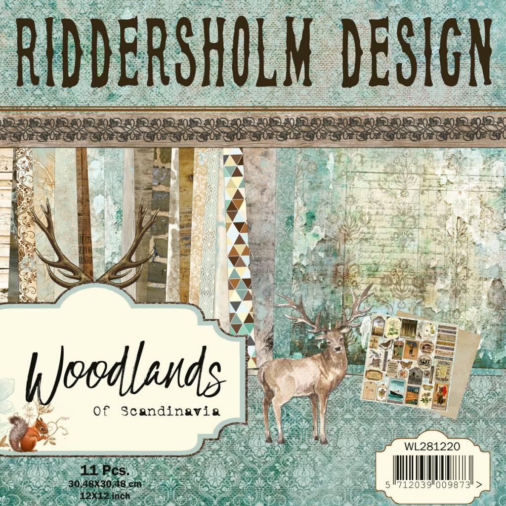 Woodlands of Scandinavia